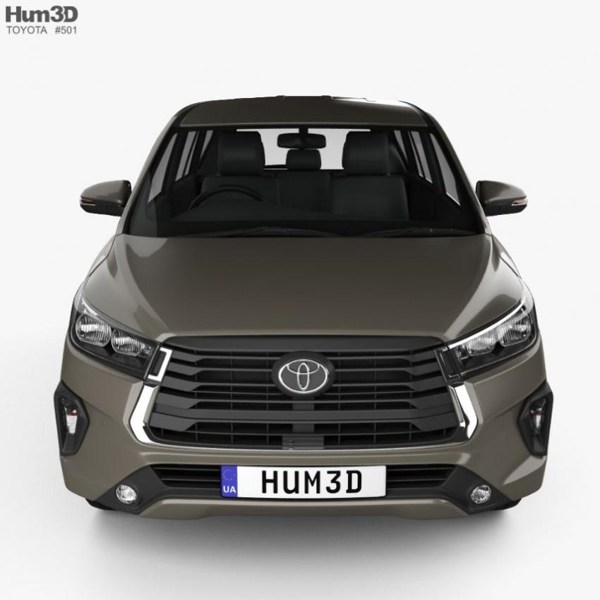 Lộ ngoại hình Toyota Innova 2021 sắp ra mắt Việt Nam - 2