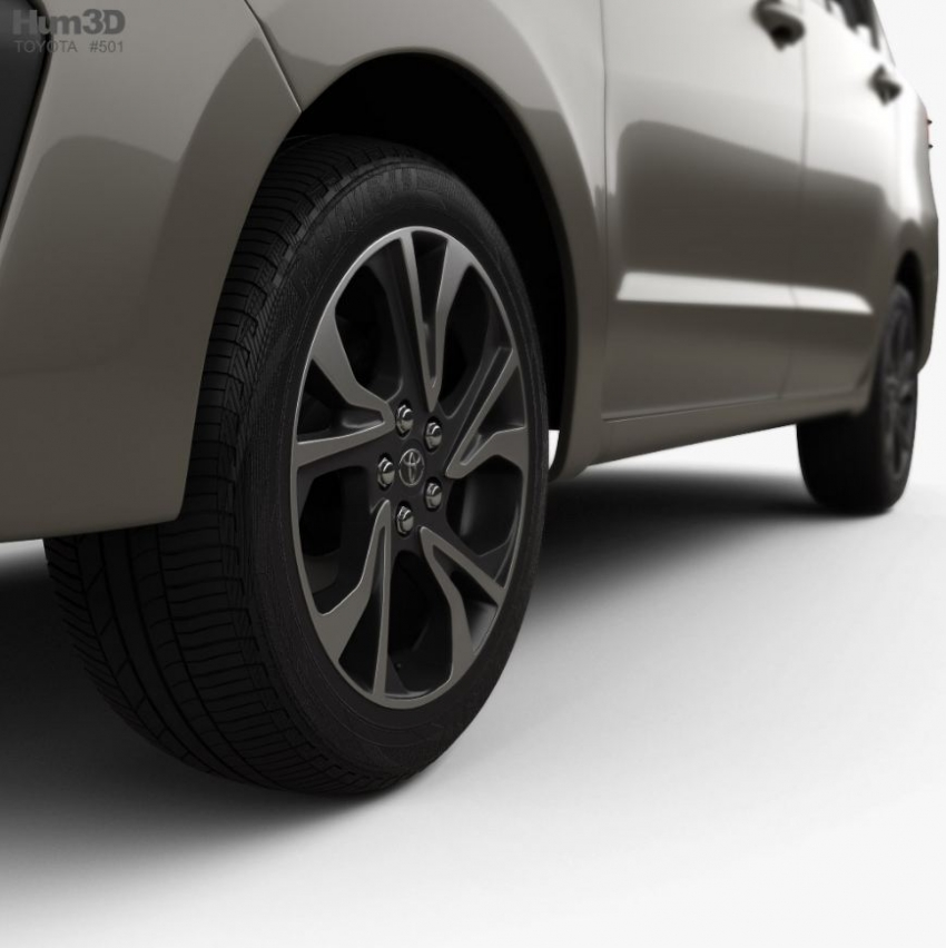 Lộ ngoại hình Toyota Innova 2021 sắp ra mắt Việt Nam - 5