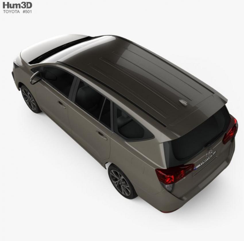 Lộ ngoại hình Toyota Innova 2021 sắp ra mắt Việt Nam - 6