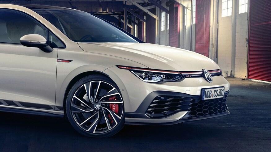 Volkswagen Golf GTI Clubsport mạnh gần 300 mã lực, chế độ lái riêng cho đường đua - 4