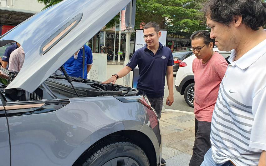 Jaguar Land Rover Việt Nam triển khai hoạt động lái thử và dịch vụ tại Quảng Ninh và Kiên Giang - 1
