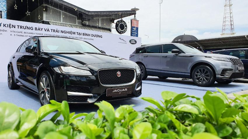 Jaguar Land Rover Việt Nam triển khai hoạt động lái thử và dịch vụ tại Quảng Ninh và Kiên Giang - 2