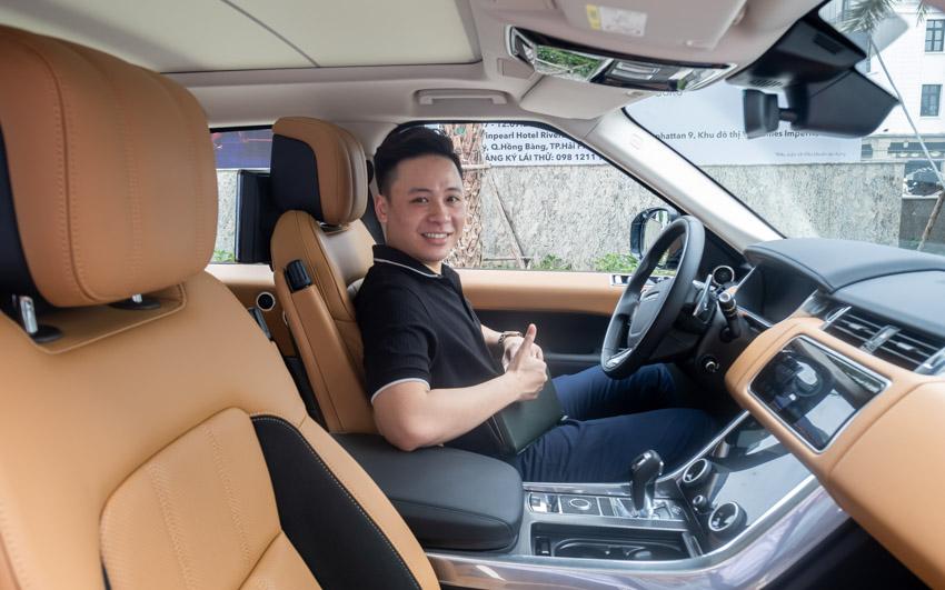 Jaguar Land Rover Việt Nam triển khai hoạt động lái thử và dịch vụ tại Quảng Ninh và Kiên Giang - 4