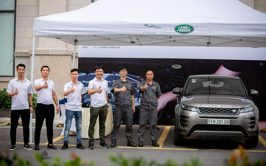 Jaguar Land Rover Việt Nam triển khai hoạt động lái thử và dịch vụ tại Quảng Ninh và Kiên Giang - 5