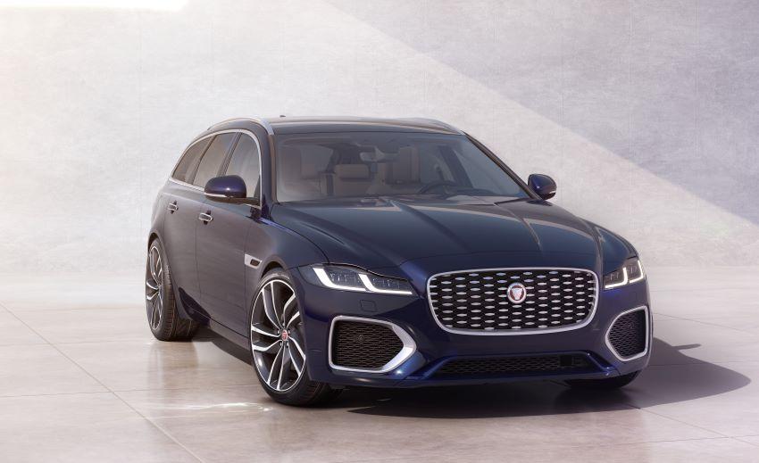 xe Jaguar XF mới