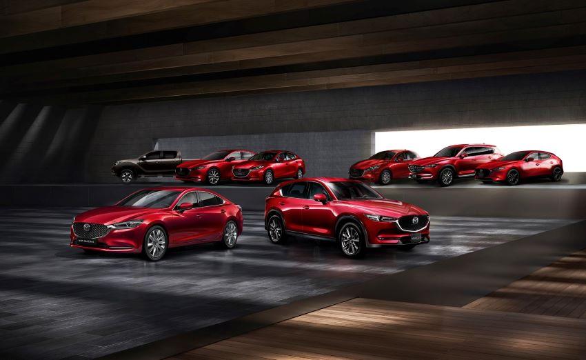 100 năm Mazda