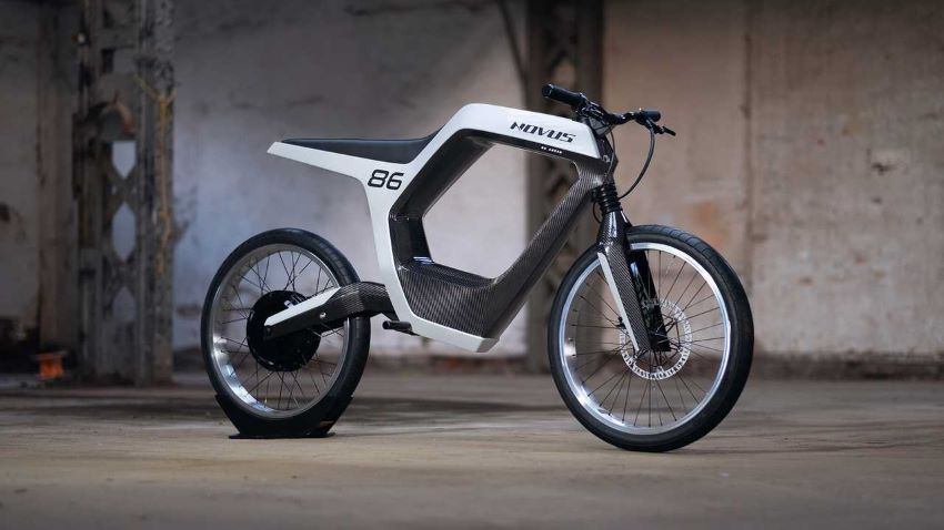 xe máy điện Novus