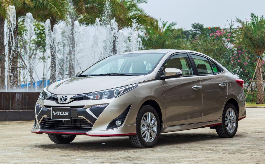 doanh số Toyota tháng 9