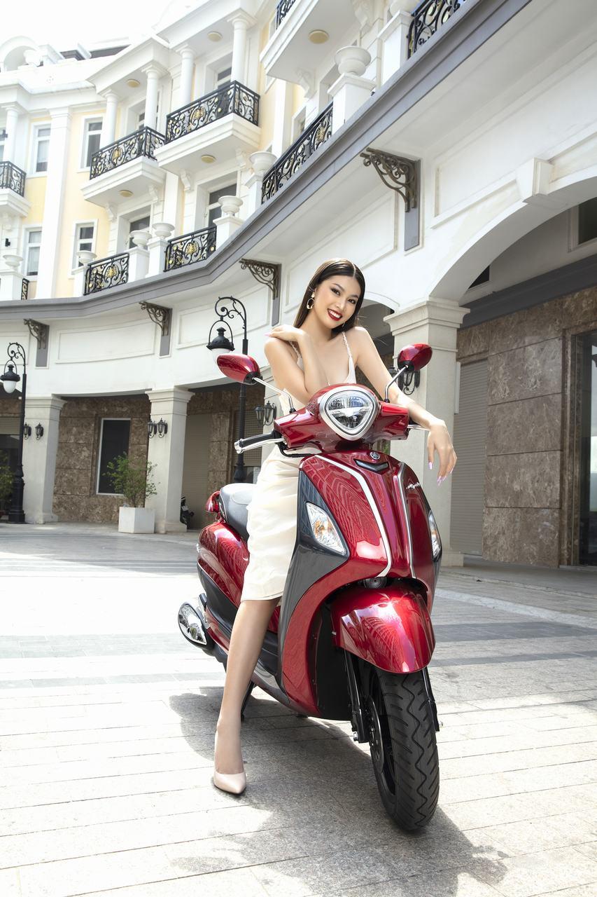 Yamaha Grande Fashion Show - lễ hội dành cho các quý cô - 3