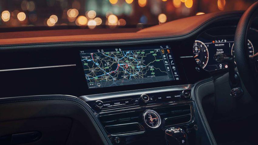 Bentley Flying Spur V8 mới