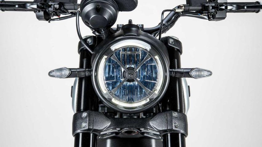Scrambler 1100 Dark Pro mới