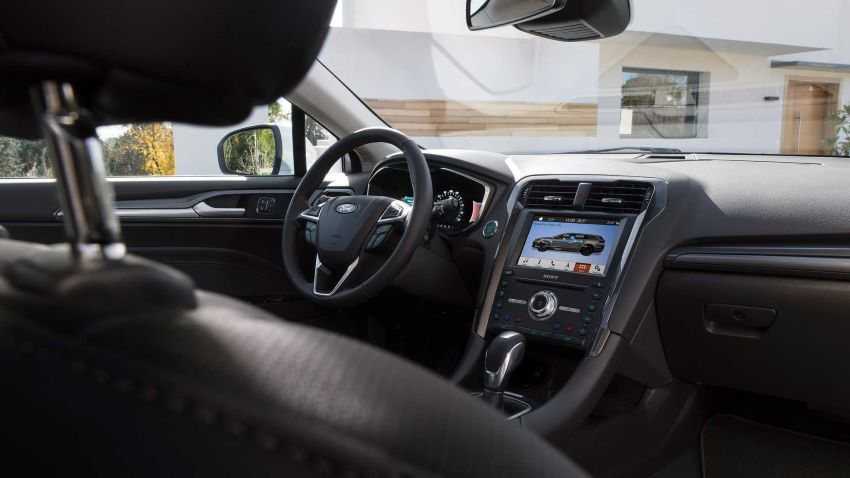 Ford Mondeo bản 2021