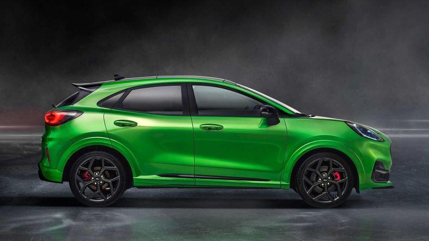 xe Ford Puma ST 2021