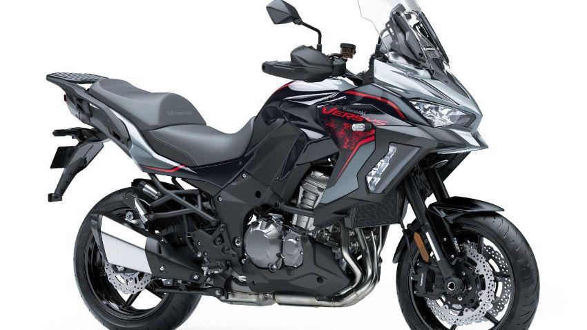 xe Kawasaki Versys 1000 S