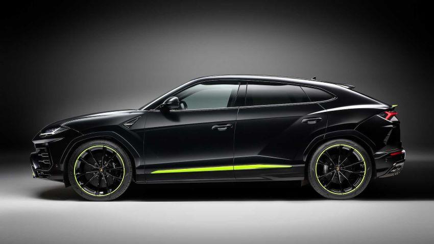 Lamborghini Urus 2021 mới