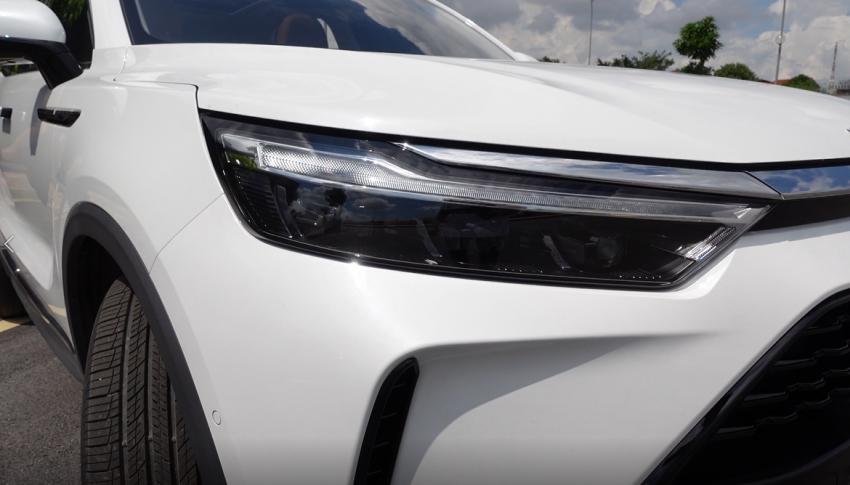 BEIJING X7 về Việt Nam 'đấu' Honda CR-V với giá rẻ và công nghệ 'ngập mặt' - 2