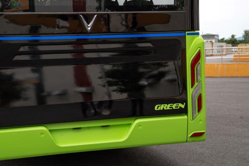 VinFast xe buýt điện