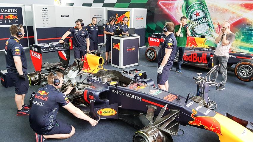 Honda rút khỏi F1
