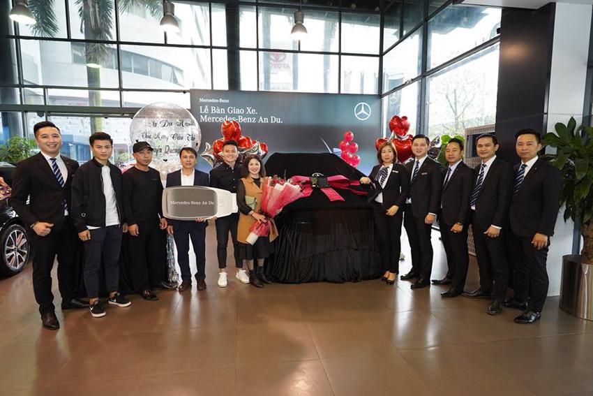 """Tiền đạo Quang Hải mạnh tay """"chốt"""" Mercedes-Benz GLC 300 4MATIC có giá 2,4 tỷ đồng-2"""