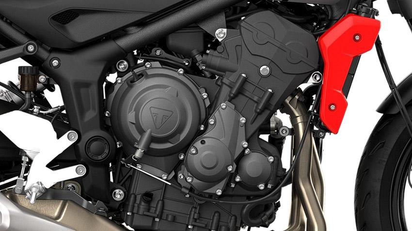 Triumph Trident 660 2021 chính thức ra mắt đấu với Kawasaki Z650-13