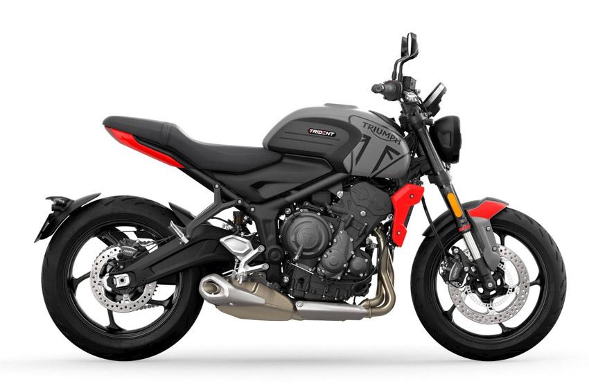 Triumph Trident 660 2021 chính thức ra mắt đấu với Kawasaki Z650- 8