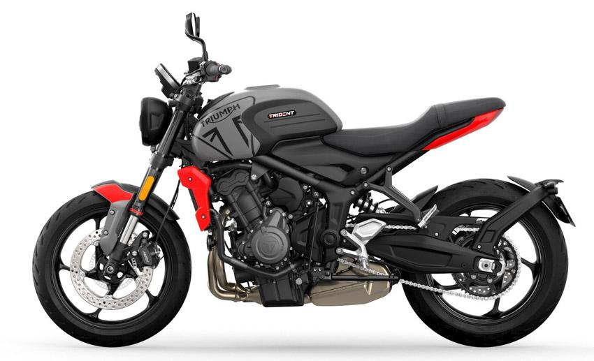 Triumph Trident 660 2021 chính thức ra mắt đấu với Kawasaki Z650-9