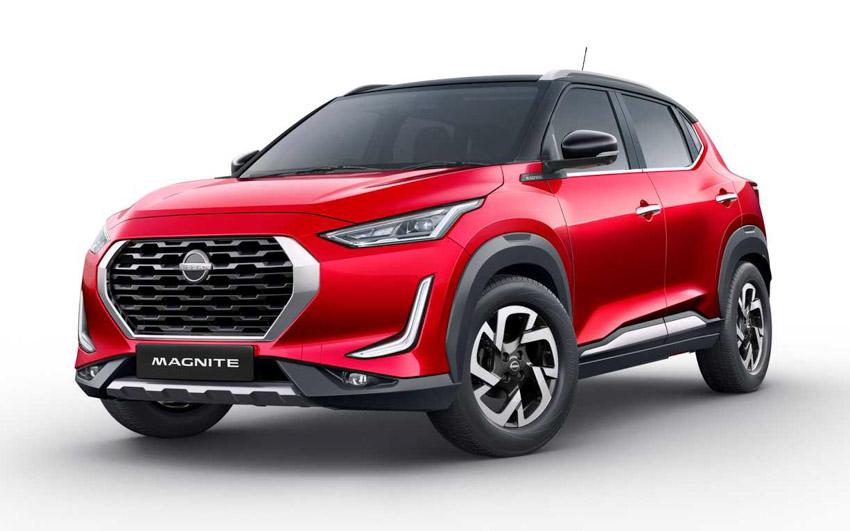 """Nissan Magnite 2021 giá chỉ hơn 160 triệu, về Việt Nam sẽ """"đối đầu"""" Kia Seltos - 1"""