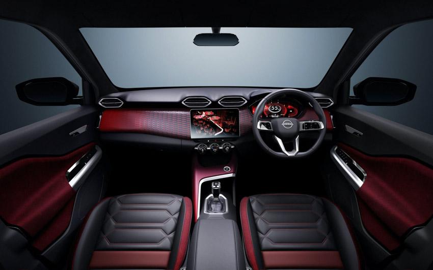 """Nissan Magnite 2021 giá chỉ hơn 160 triệu, về Việt Nam sẽ """"đối đầu"""" Kia Seltos - 5"""