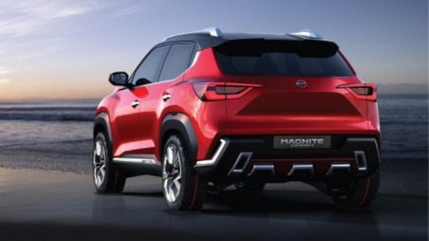 """Nissan Magnite 2021 giá chỉ hơn 160 triệu, về Việt Nam sẽ """"đối đầu"""" Kia Seltos - 7"""