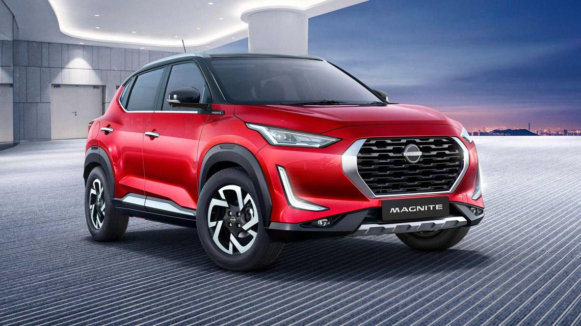 """Nissan Magnite 2021 giá chỉ hơn 160 triệu, về Việt Nam sẽ """"đối đầu"""" Kia Seltos- b1"""
