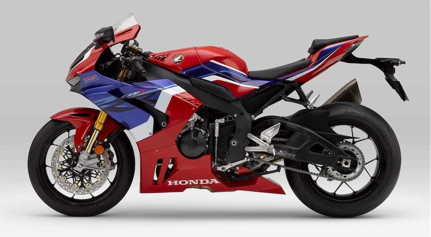 """Honda triệu hồi """"siêu phẩm"""" CBR1000RR-R Fireblade tại Việt Nam - 2"""