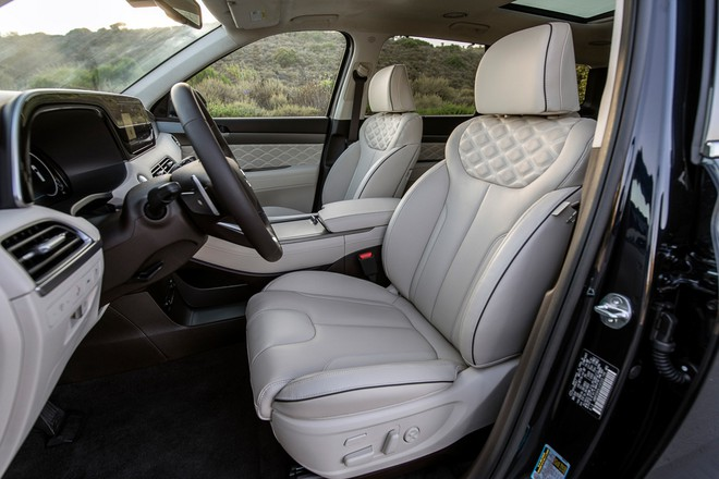 Thì ra đây là chi tiết khiến nội thất Hyundai Palisade bốc mùi hôi - 3
