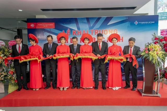 MG Bắc Ninh chính thức khai trương, nâng tổng số Đại lý MG Việt Nam lên 6 Đại lý - 1