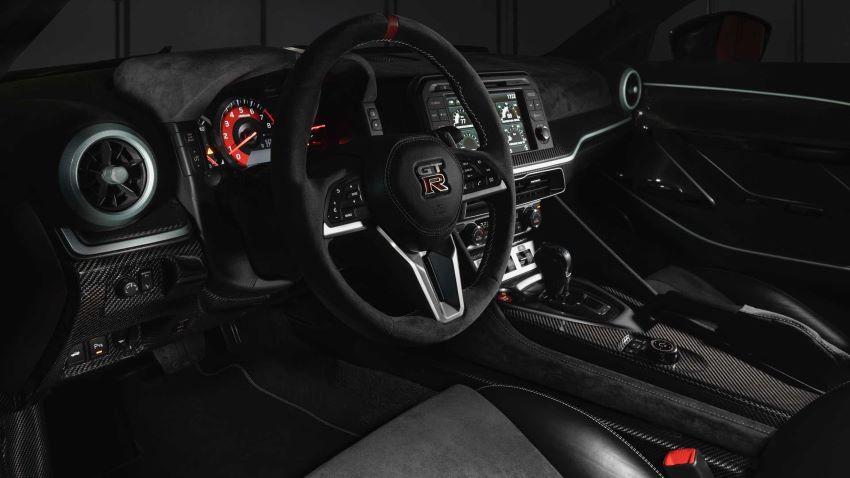 Phiên bản GT-R Final Edition