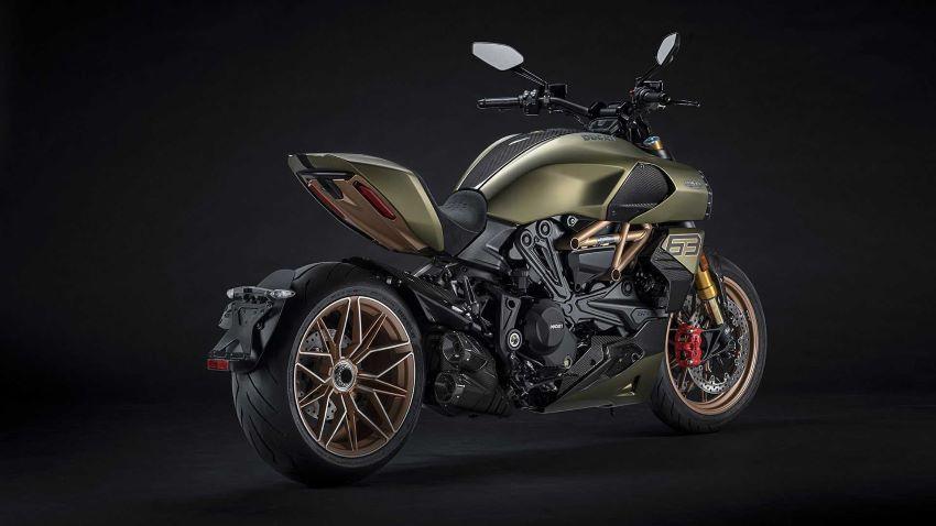 Ducati Diavel 1260 mới