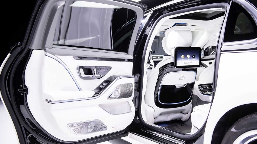 Maybach S-Class 2021 mới