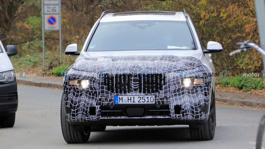 BMW X7 2022 mới