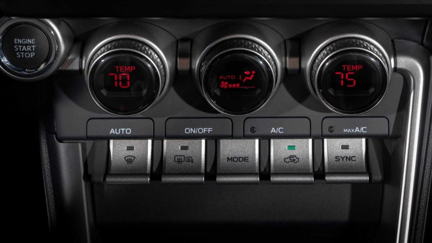 Subaru BRZ 2022 mới