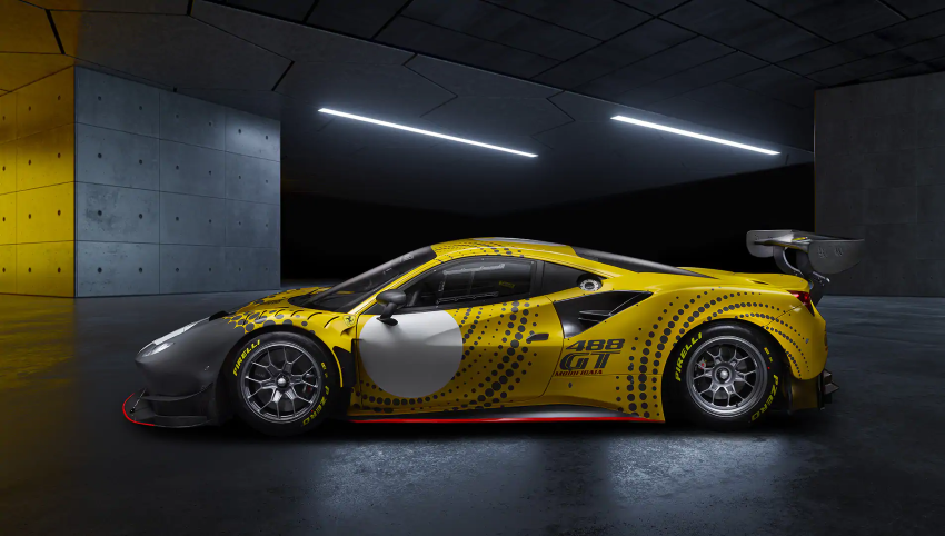 Siêu xe Ferrari 488 GT Modificata