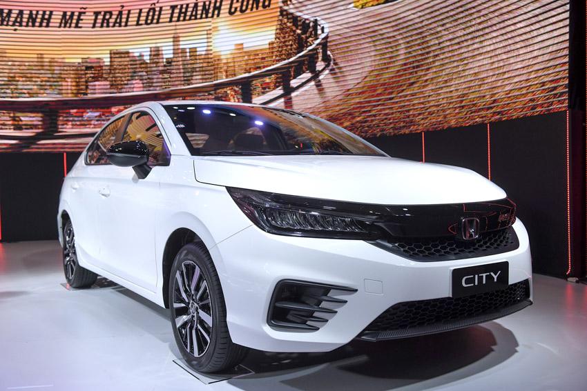 Honda City 2021 chính thức ra mắt có giá bán từ 529 triệu đồng tại Việt Nam - 21