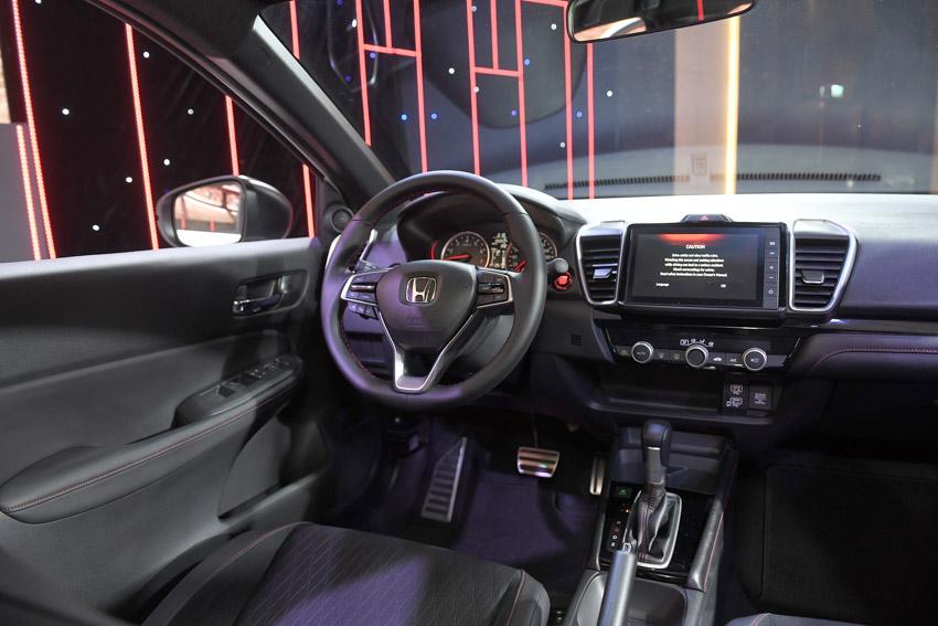 Honda City 2021 chính thức ra mắt có giá bán từ 529 triệu đồng tại Việt Nam - 23