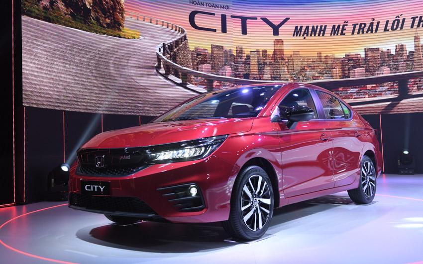 Honda City 2021 chính thức ra mắt có giá bán từ 529 triệu đồng tại Việt Nam - 34