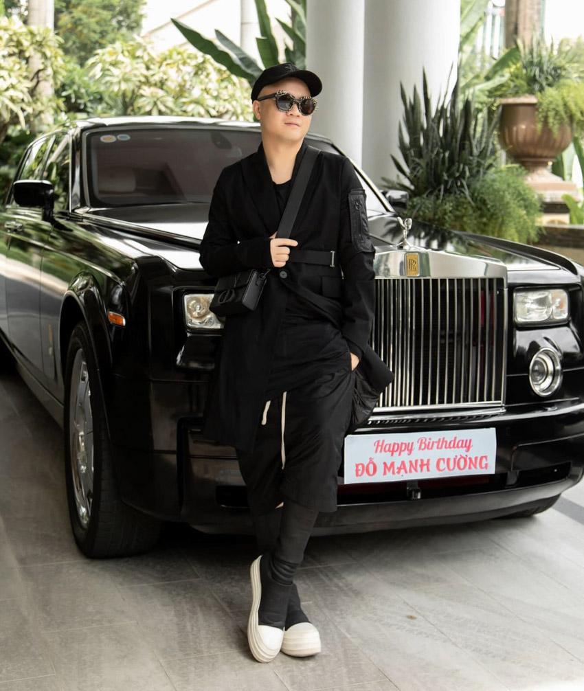 NTK Đỗ Mạnh Cường mua siêu xe Rolls-Royce Phantom mừng sinh nhật tuổi 40 - 1