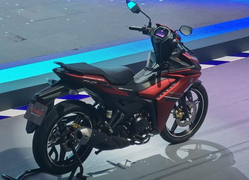 Yamaha Exciter 155 VVA ra mắt, 3 phiên bản, giá bán từ 47 triệu - 1 - 2