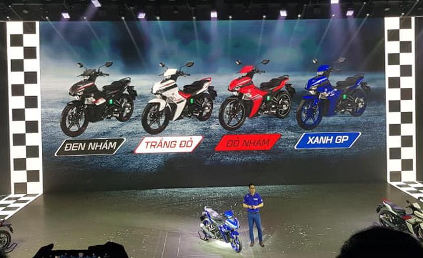 Yamaha Exciter 155 VVA ra mắt, 3 phiên bản, giá bán từ 47 triệu - 4