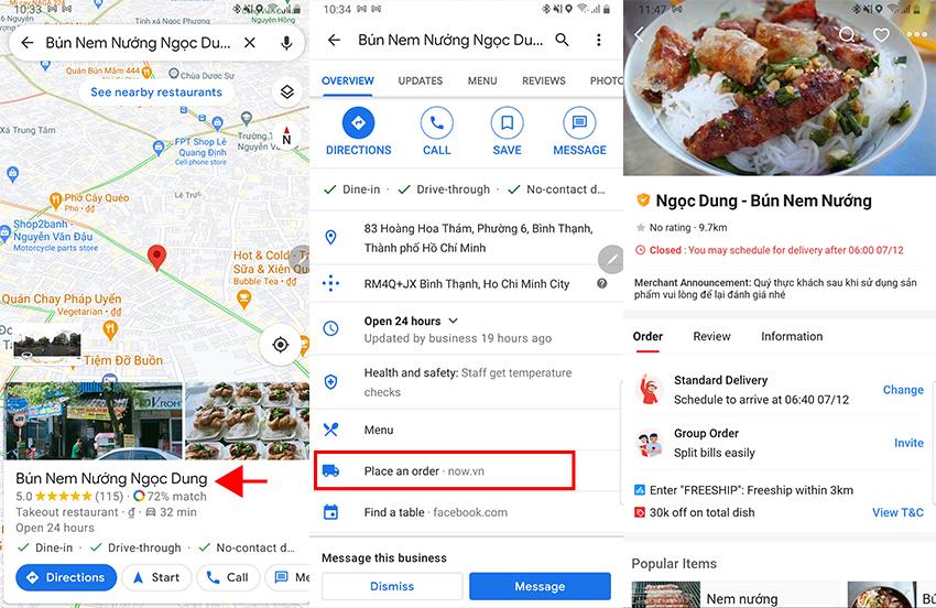 chia sẻ vị trí trên Google Maps - 4