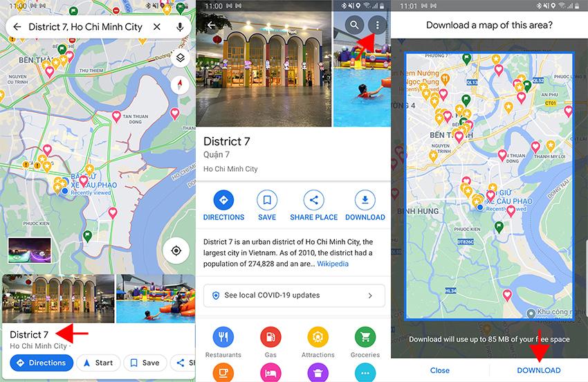chia sẻ vị trí trên Google Maps - 7