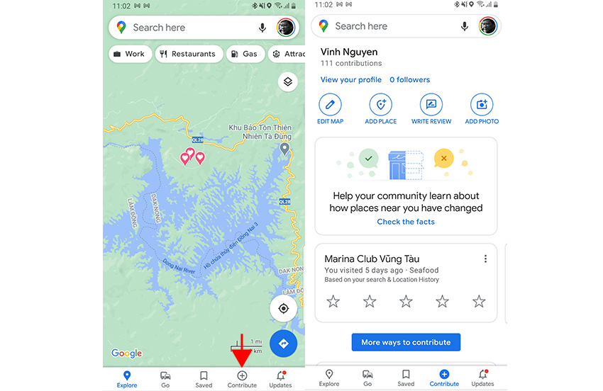 chia sẻ vị trí trên Google Maps - 8