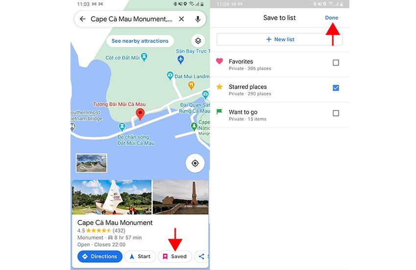 chia sẻ vị trí trên Google Maps - 9