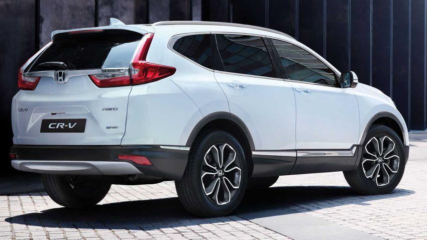 CR-V Hybrid 2021 mới